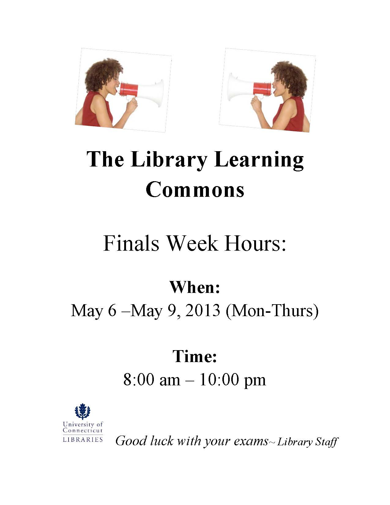 Extra Finals Hours  (3)